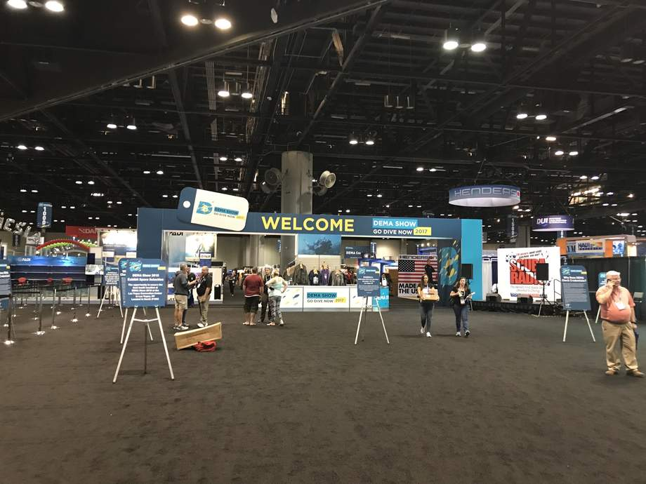 Dema show conference