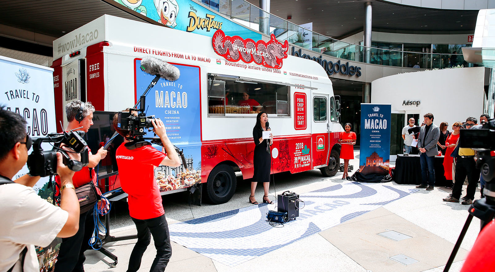 Macao Food Truck Case Study